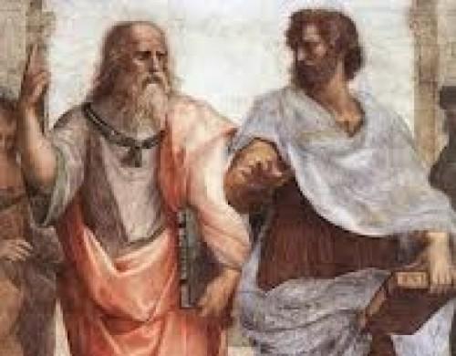 Platón y Aristóteles. Platón es un caso emblemático del personaje histórico que el lobby homosexual quiere presentar como uno de los suyos, para ganar respetabilidad, cuando fue un fuerte opositor de toda forma de sexo que no fuera la natural en un matrimonio como Dios manda