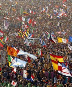Millones dijeron sí a Dios, en su Iglesia, en Madrid-11