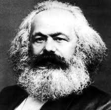 Karl Marx, uno de los padres del ideologismo de hoy, padre del peor comunismo que ha visto la historia, rematado de materialismo radical y totalitarismo aplastante