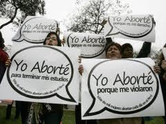 """Unas que dicen que abortaron, para estudiar, por ejemplo: la vida vale su capricho. Si yo fuera abortista les diría: """"no me defienda, comadre"""""""