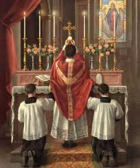 Sacrificio de la Alianza Nueva y Eterna, nos relaciona con Dios como niinguna otra cosa puede hacerlo