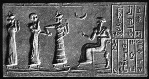 En la antigua cultura caldea se hallan los antecedentes de la ciencia, que es griega; y los orígenes de la astrología