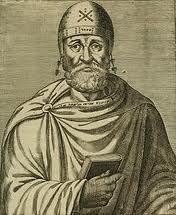 Filón de Alejandría: inauguró la tradición de sístesis intelectual de sabiduría griega y teología bíblica, en el S. I antes de Cristo