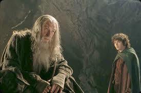 Gandalf a Frodo: la libertad ES responsabilidad existencial