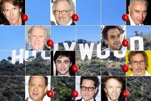 """Hollywood: genios de la venta de la ideología, """"glamour"""" en el desierto"""