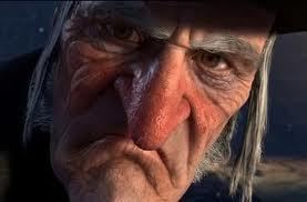 Jim Carrey, el Scrooge perfecto, en la versión de Zemeckis