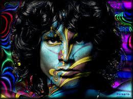 Jim Morrison: mala conducta elevada a la categoría de mito al que se le rinde culto de latría, por las desviaciones de las drogas, la psicodelia y el rock and roll