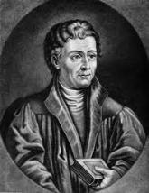 """Johannes Von Reuchlin, mago gnóstico, cabalista, humanista de los siglos XV y XVI: mostró claramente que """"alguien"""" tenía que poner un parao, se intentó, no se pudo, caímos en manos de la revolución"""