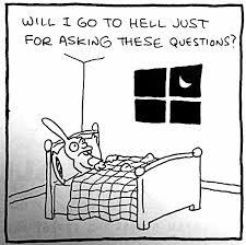 Life in Hell de Groening, un obsesionado con estos temas, para bien o para mal...