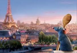 Ratatouille: Remy, anhelos de nobleza elevada... en lo común y cotidiano