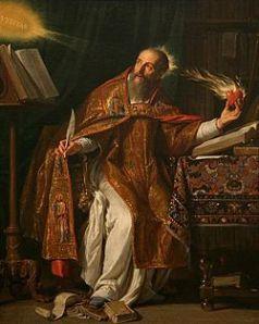 san Agustín, padre espiritual de la civilización occidental, logró tal hazaña, hallando la cura para el escepticismo, curando el suyo propio