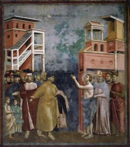 La herencia de San Francisco al arte: realismo, perspectiva, edificación por la vista, amor a la humanidad de Cristo, pare de contar