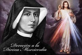 A Santa Faustina, en esta época tan desoladora, Dios le hizo una revelación especial, un paso más en el significado de la misericordia divina, una imagen más completa del corazón del Redentor