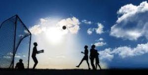 Una cosa es el fútbol, la ilusión de estos muchachos, la sana diversión entre amigos y otra muy distinta es el negocio de la FIFA y su adoración a mammón