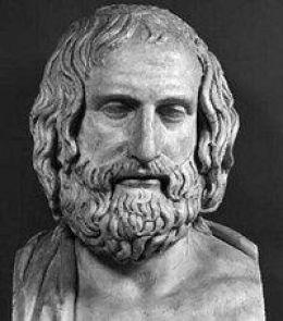 El gran Anaxágoras, el primero que dijo en Grecia que el Nous, el intelecto, era el origen y el principio subyacente. Los materialistas actuales no son presocráticos, decir eso es un grave insulto a una serie de prohombres de la humanidad toda