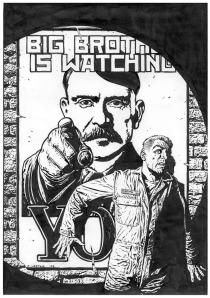 """Winston Smith, el héroe de 1984, de Orwell, lo sabía: """"la libertad es poder decir que 2+2= 4, si se concede esto, todo lo demás vendrá por sus pasos contados"""": """"conoceréis la verdad y la verdad os hará libres"""": sólo en relativismo puede florecer el totalitarismo"""