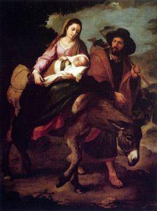 Huida a Egipto: hasta el burro debe estar en el Cielo: ¿cómo habrá pagado Dios este servicio de san José y la Virgen?