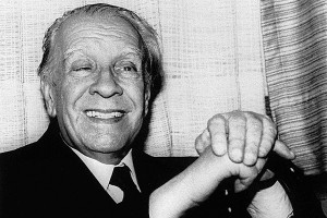 """Jorge Luis Borges, genio y buen hombre. No fue cristiano, pero no fue enemigo de Cristo; más bien, fue su amigo, por parte de su mamá. Ella, con su Fe, puede haber hecho de su hijo un """"obrero de la undécima hora"""""""