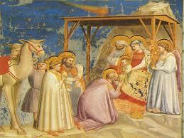 ¿Cómo habrá pagado el Dios que no se deja ganar en generosidad la generosidad de la Virgen y San José, de los reyes y los pastores? ¡¡¡Qué envidia de la buena!!!, la que no es tristeza por el bien de otro, sino deseo intenso de participar en él,¿ah?