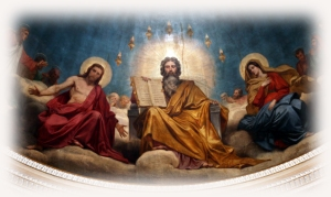 La Trinidad y la Asunción: dos misterios que superan con mucho las fuerzas de nuestra sola razón y que, por tanto, la elevan impresionantemente