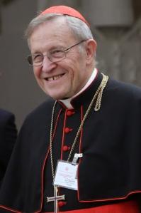 Kasper ríe: sin Fe, cree que ya nadie puede parar la victoria de los enemigos de la Iglesia, su partido, sus jefes, la tiranía mundial
