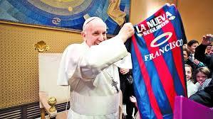 Francisco, no fue el día que enseñaron filosofía y teología en el seminario jesuita, al parecer