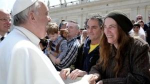 Patti Smith, enemiga de Cristo, y Francisco, Papa, par de estrellas revolucionarias