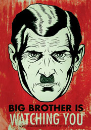 """El Gran Hermano, hoy por hoy, no aplasta a """"Oceanía"""", oprime al mundo entero"""