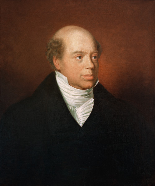 Nathan Mayer Rothchild, el Rothchild que fue a abrir el imperio en Inglaterra, uno de los arquitectos del mundo de hoy, uno de los que empezó a tejer la telaraña