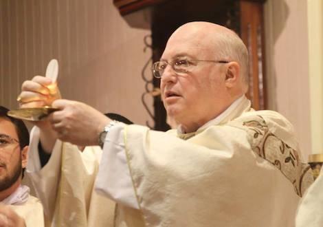 Monseñor Rogelio Livieres, obispo de Ciudad del Este, colmando sus años, incorporándose a la Esposa del Cordero