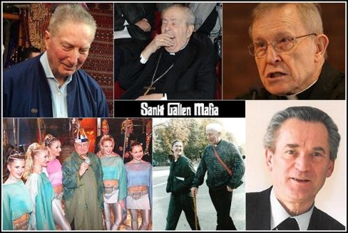 La Mafia de San Gallo, tiene el objetivo a la mano: destruir la Iglesia