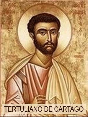 Tertuliano, gran padre de la Iglesia, su ardor lo apartó del rebaño, pero volvió a tiempo al seno de la Madre