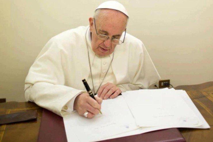 El momento histórico: la herejía clara recibe la rúbrica papal por primera vez en la historia, esto tiene consecuencias insospechadas
