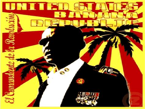 Hay que apreciar a Obama, ha logrado que la subversión típica de su revolucionario país, afecte al mismísimo: ahora el sambenito está enfilado para allá... también