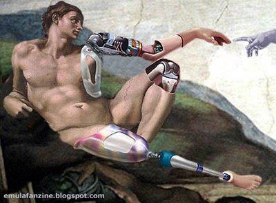Transhumanismo: una mezcla proporcionada de evolucionismo, futurismo y odio a la humanidad; en lo profundo, es gnosticismo, guerra contra la realidad y antropoteísmo, como se ve en la gráfica (bajada de Google images). Éste es otro feudo Rothschild